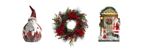 Christmas decorations wholesalers Harold Elmes