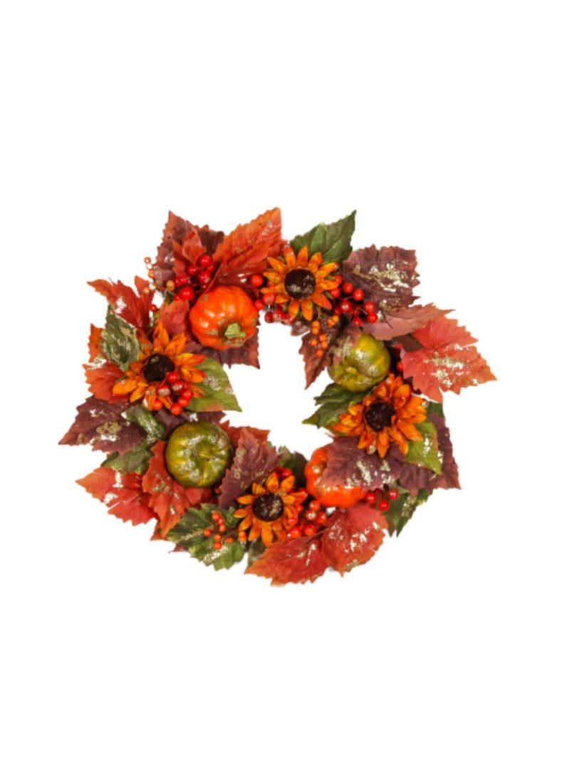 Autumn Wreaths and Foliage (1)