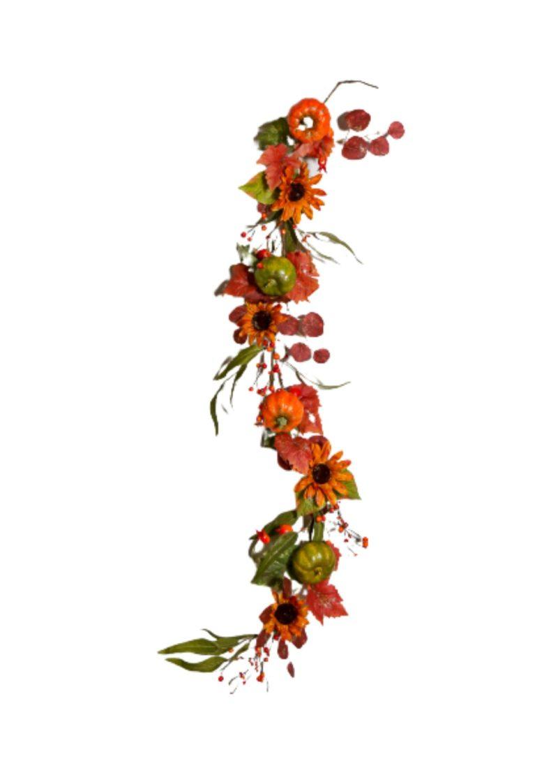 Autumn Wreaths and Foliage (5)